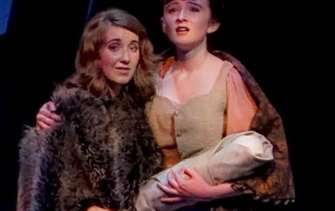 """""""Into the Woods"""" takes the stage as this year's musical"""