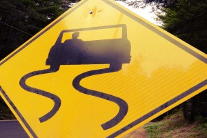 Safe driving in icy conditions requires planning beforehand
