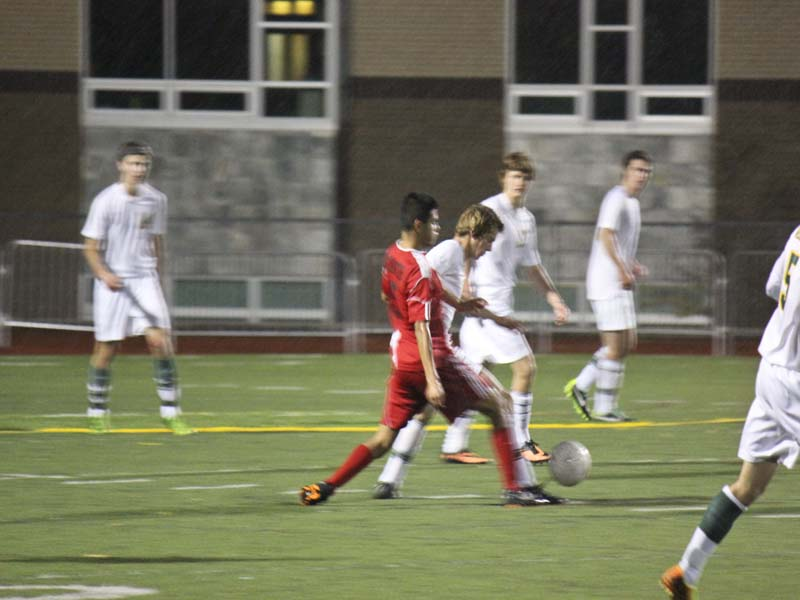 Lions+Varsity+boys+Soccer+Team+takes+on+Jesuit+Crusaders+with+a+berth+in+the+state+championship+on+the+line