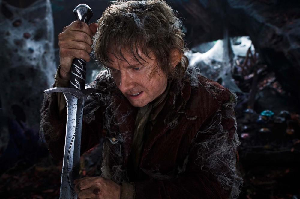"""""""The Hobbit: Desolation of Smaug"""" is a long exciting  story"""