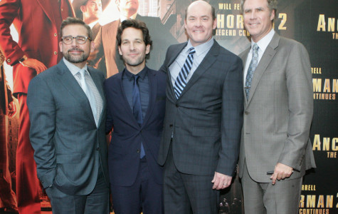"""Anchorman Two"" scores another success"