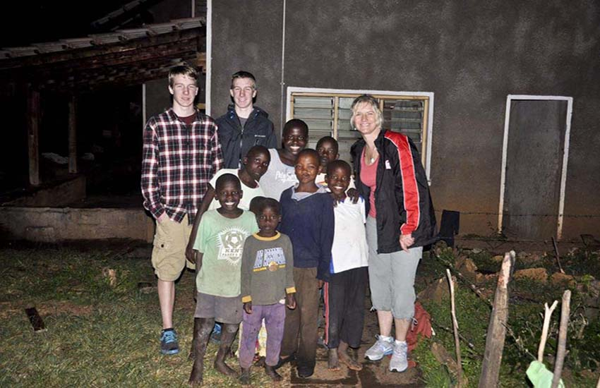 Micki+and+Wesley+Seigneur+took+a+once+and+a+lifetime+vacation+to+Africa+when+they+visited+Kenya%2C+Tanzania+and+Rwanda.+While+in+Africa+they+realized+how+different+life+is+there.+Micki+And+Wesley+interacted+with+children+through+soccer+at+an+orphanage+in+Kenya.++