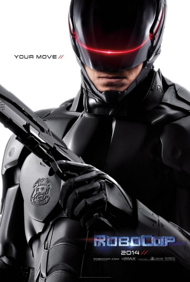 """""""RoboCop"""" Returns"""
