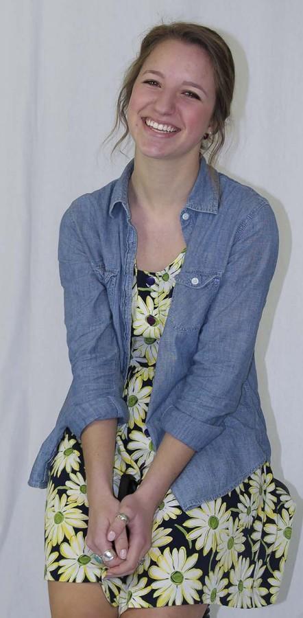 Emma Waibel crowned Rose Festival princess