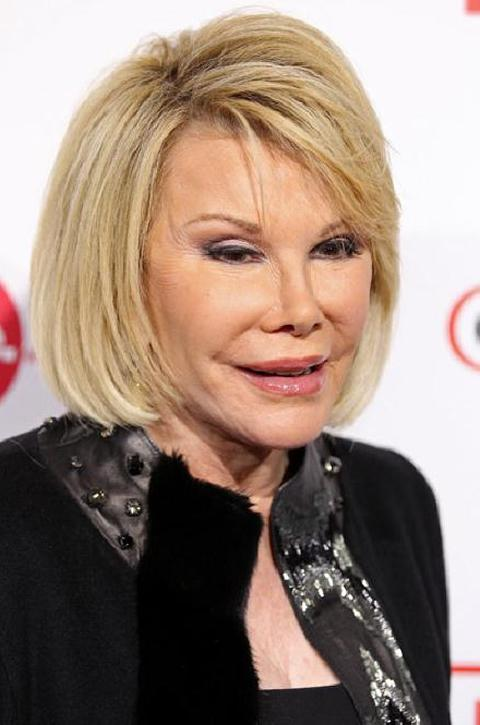 The innovative yet dubious comedy of Joan Rivers