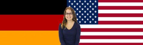 Anna-Maria Hartner, junior, earns United States Citizenship