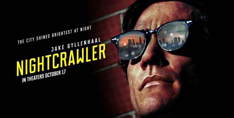 """Nightcrawler"" kills at the box office despite its offbeat storyline. The film tackles problems with media as well as psychopathic people that can thrive in society."