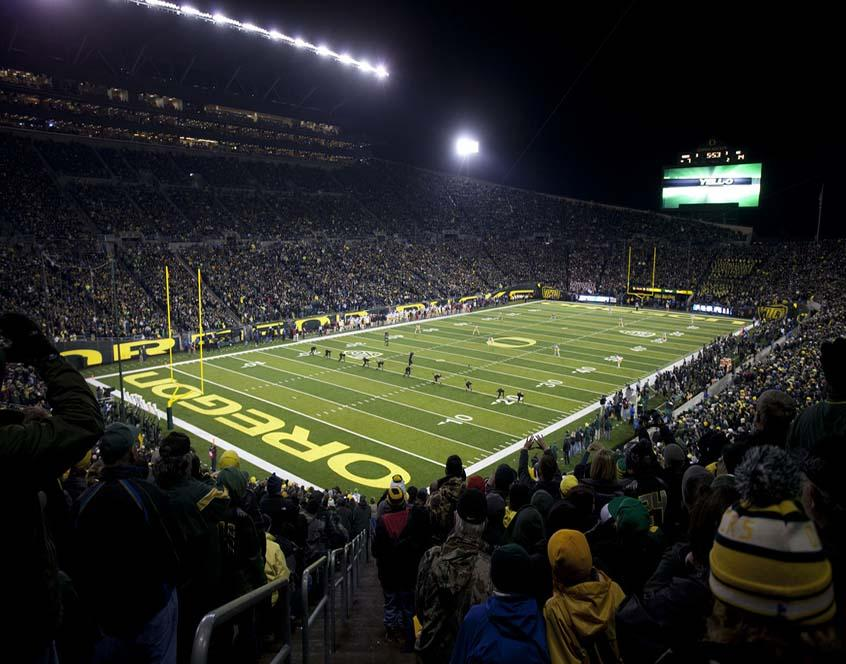 Oregon's magical season continues with spot in College Football Playoffs