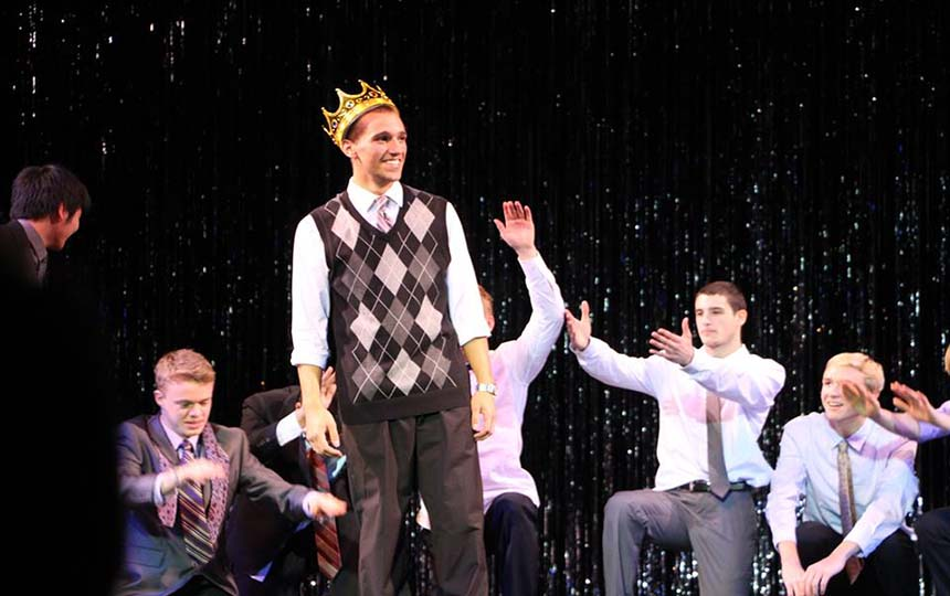ASB changes Mr. and Ms. West Linn competition to include only senior boys