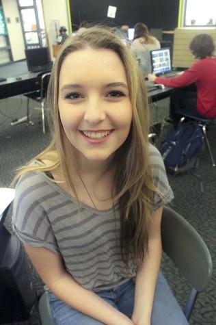 Julia Lamb, freshman