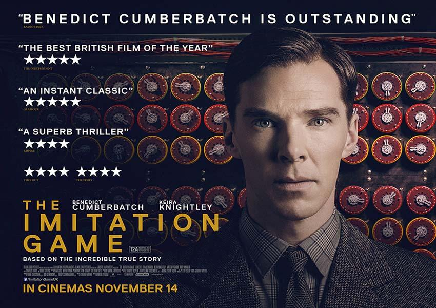 """The Imitation Game"" captures both historical and thriller loving moviegoers"