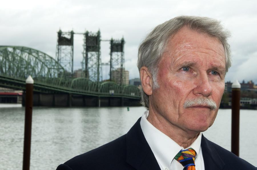 Gov. John Kitzhaber announced his resignation Feb. 13, passing the governorship to Secretary of State Kate Brown. This decision comes after news that fiancee Cylvia Hayes possibly used her position as First Lady to secure clients for her company, 3E Stratagies.