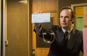 """Better Call Saul"" features Jimmy McGill, played by Bob Odenkirk as he struggles to make a name for himself as a lawyer and eventually as a criminal. The prequel to ""Breaking Bad"" airs Mondays at 10 p.m."