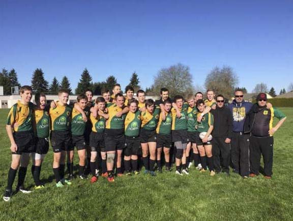 The West Linn Boys Rugby Team beat Columbia County 35-0. They are scheduled to compete against North Clackamas on April 18 at Clackamas High School at 11:30 a.m.