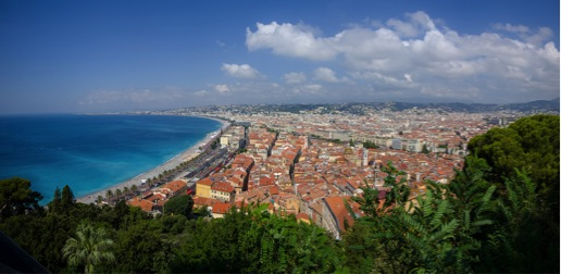 Students will arrive at the Nice, France on June 21, after spending three days in Paris. WLHS students of all ages will be attending the language immersion school located on the Mediterranean coast.