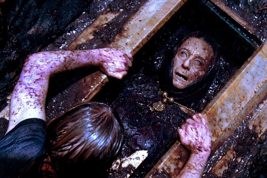 Arguably the best part of Halloween, horror movies should be nothing less than terrifying. With films from the early 1980s to currently in theaters, this ranking gives movie lovers a list of creepy and gory thrillers to keep their weekend busy.