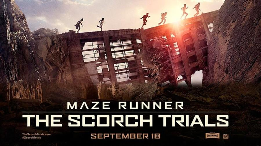 The+sequel+to+%E2%80%9CThe+Maze+Runner%2C%E2%80%9D+%E2%80%9CMaze+Runner%3A+Scorch+Trials%2C%E2%80%9D+was+released+Sept.+18.+It+follows+Thomas+and+his+friends+as+they+try+to+figure+out+their+next+move+in+their+battle+against+the+Flare+as+well+as+Janson.