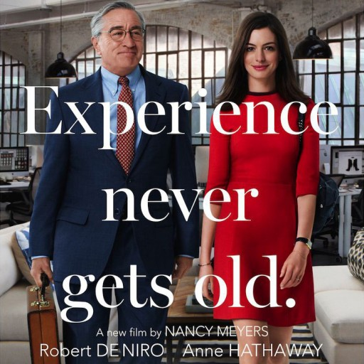 "Hitting theaters 9/25, ""The Intern"" stars Anne Hathaway and Robert de Niro. The duo worked well together as coworkers in the comedy and as actors."