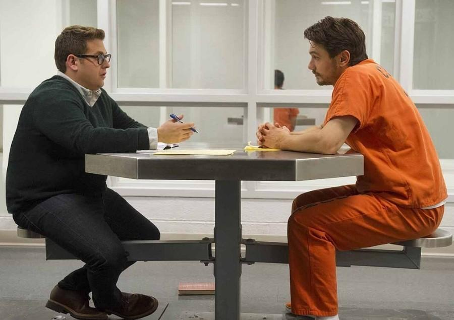 The summer thriller follows the life of journalist, Michael Finkel, played by Jonah Hill, and his relationship with convicted murderer, Christian Longo, played by James Franco