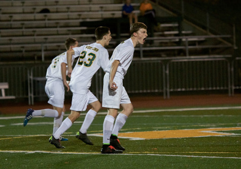 Boys Soccer earns a 3-2 victory over undefeated Lakeridge (26 Photos)