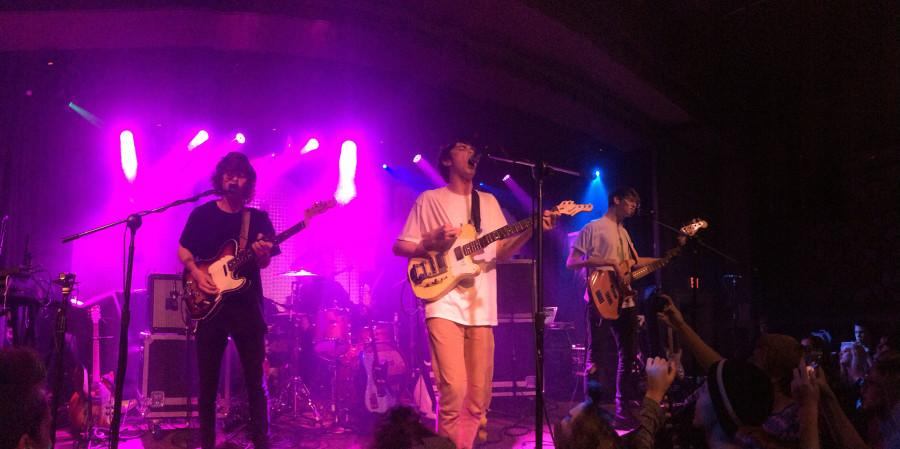 "Indie band ""Hippo Campus"" on the road to headlining – WLHSnow"