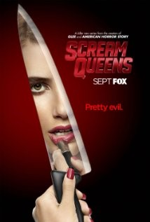 Has producer, Ryan Murphy, overstepped his boundries? A review on the new TV series, #screamqueens .