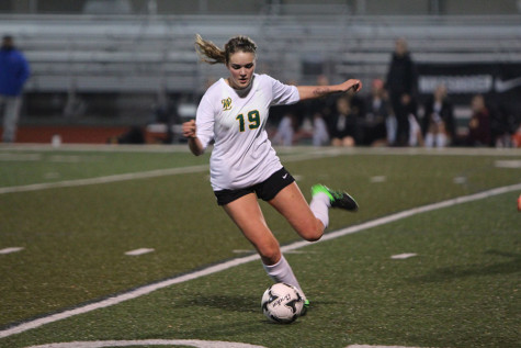 Girls Soccer finishes first round of playoffs with a 1-0 victory (40 Photos)
