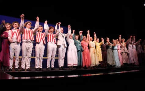 The WLHS theater department performs The Music Man (27 Photos)