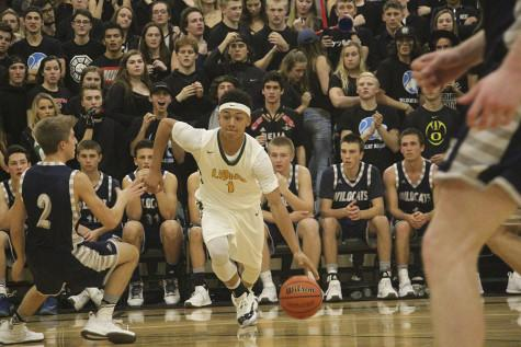 Boys Basketball defeats in-district rival Wilsonville 72-56 (15 Photos)