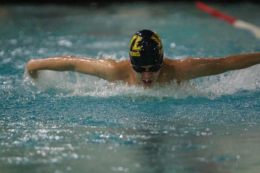 Boys and Girls Swim takes on Tualatin (62 Photos)