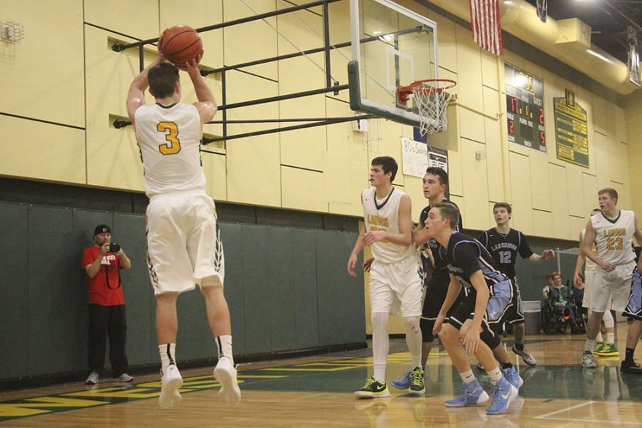 Lions dominate Lakeridge 99-63, remain undefeated in Three Rivers League (12 Photos)