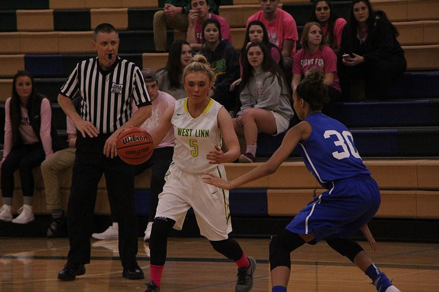 Girls Basketball wishes for more time on the court against St. Mary's (24 Photos)