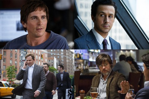 """The Big Short"" Goes Far in Box Office Sales"