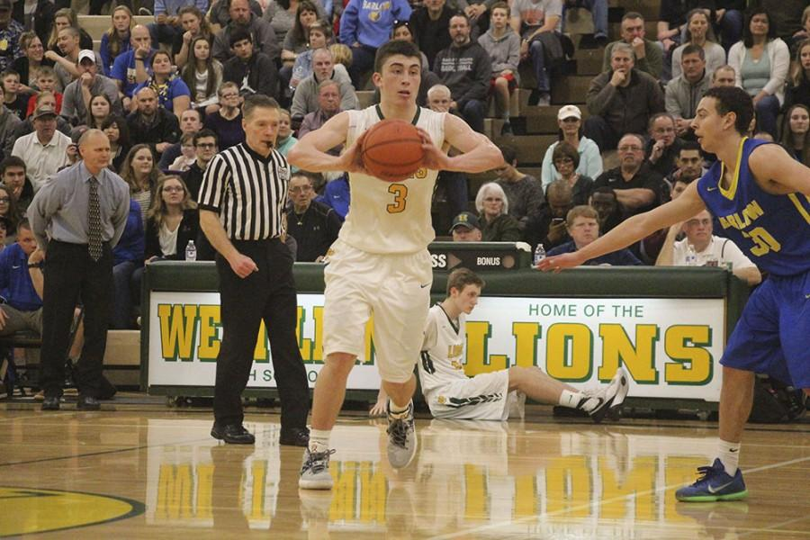 Lions keep moving forward with 99-58 win over Barlow (26 Photos)