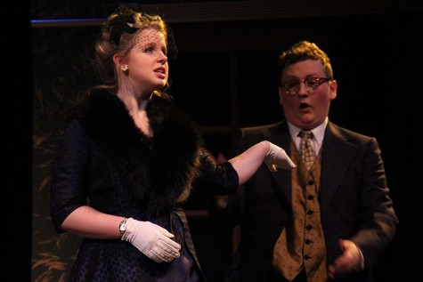 The Real Inspector Hound and Black Comedy (39 Photos)