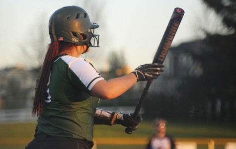 After a close 0-0 game the first few innings, West Linn took the lead after the fourth inning to win the game against McMinnville 10-0.