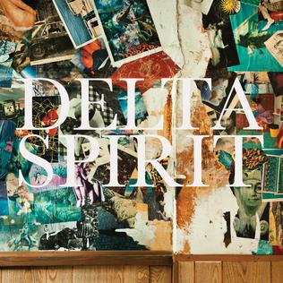 Delta Spirit Album Art