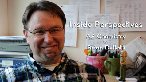 Inside Perspectives: AP Chemistry with Brian Delfatti