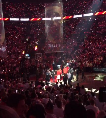 Steph Curry too hot for young Portland Trail Blazers to handle
