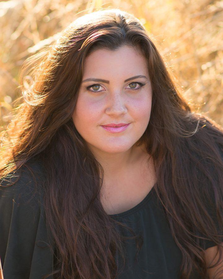 Jacqueline Remington Senior Photo