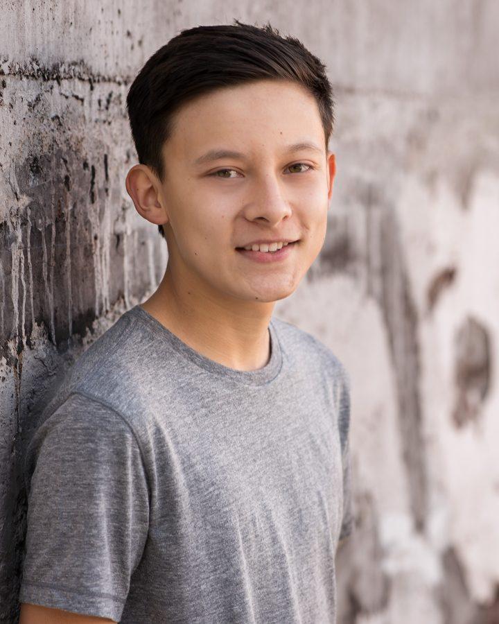 Adam Shihs Yearbook Photo