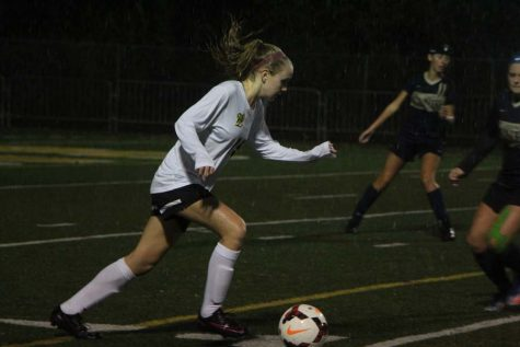 Girls Soccer washes out Canby 2-0