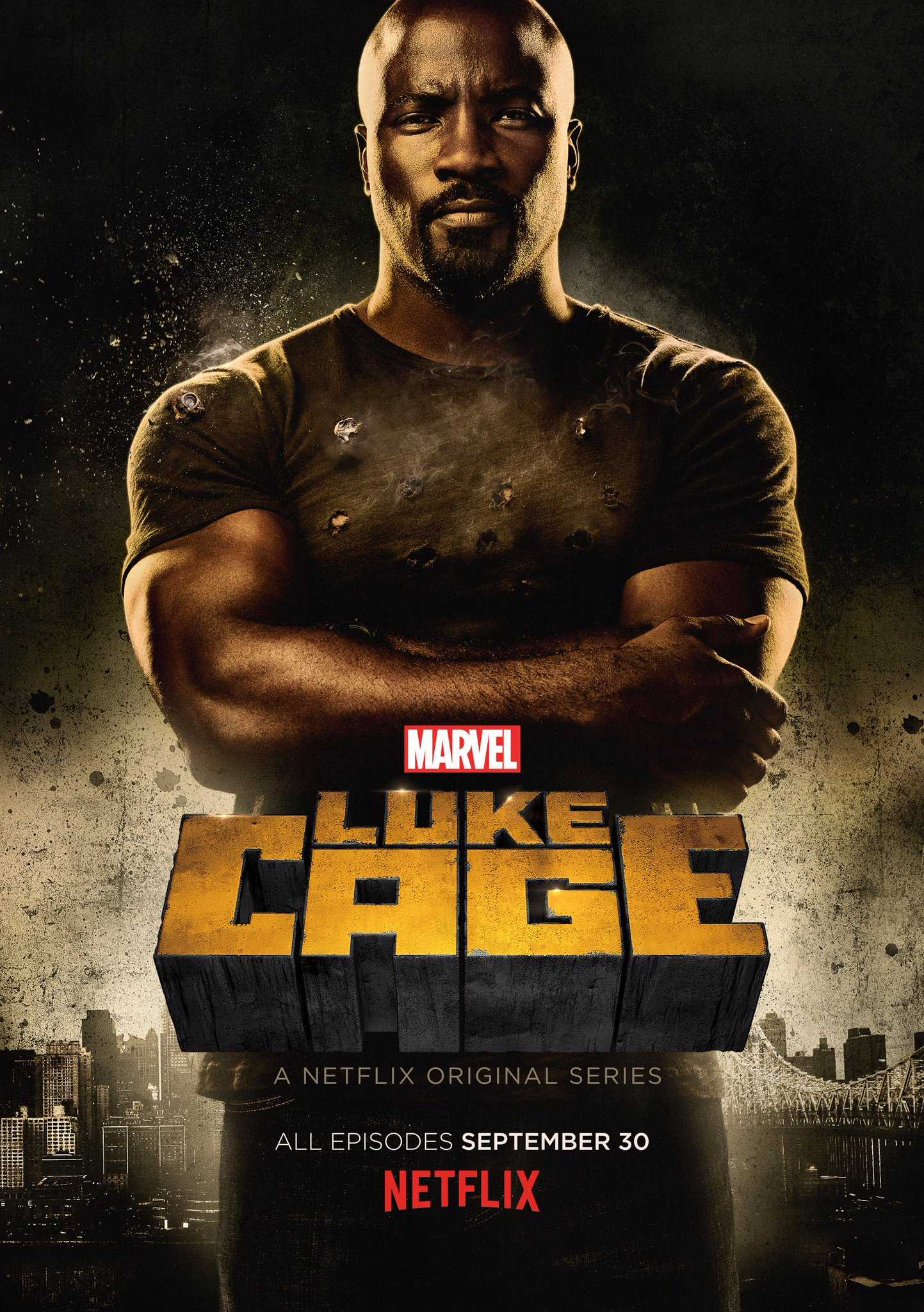 """""""Luke Cage"""" follows Marvel's first black superhero as he fights for equality on the streets of Harlem. """"Luke Cage"""" is just one example of Marvel's success with TV and the cinema."""