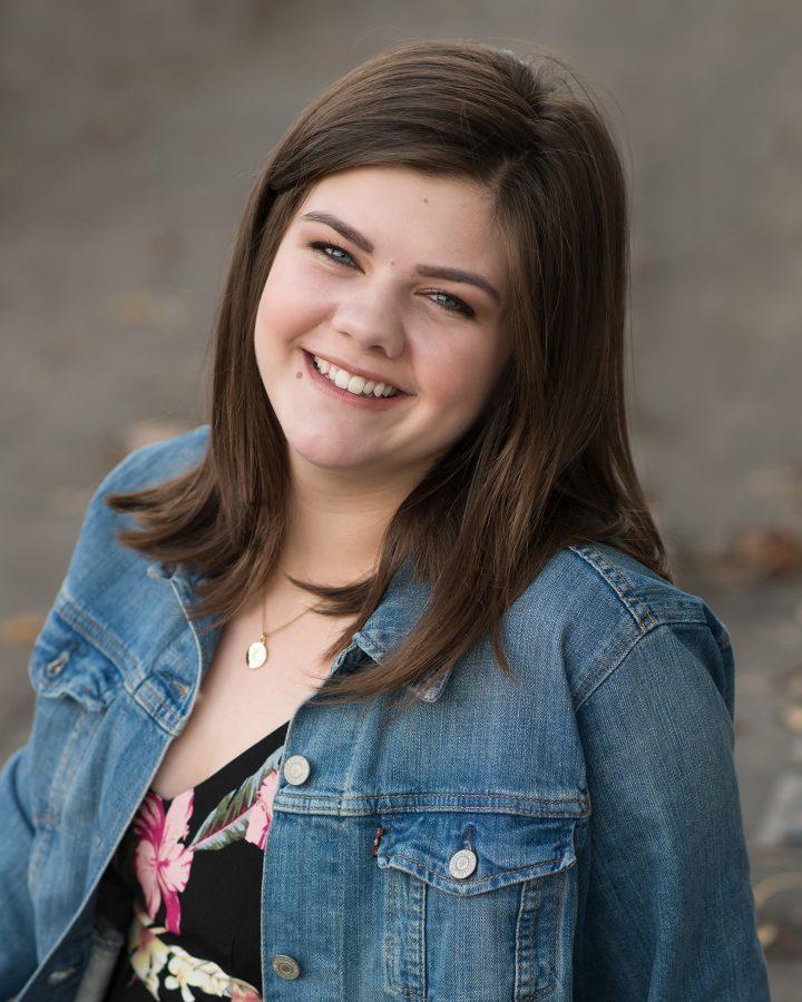 Kate Walters Senior  Yearbook Photo