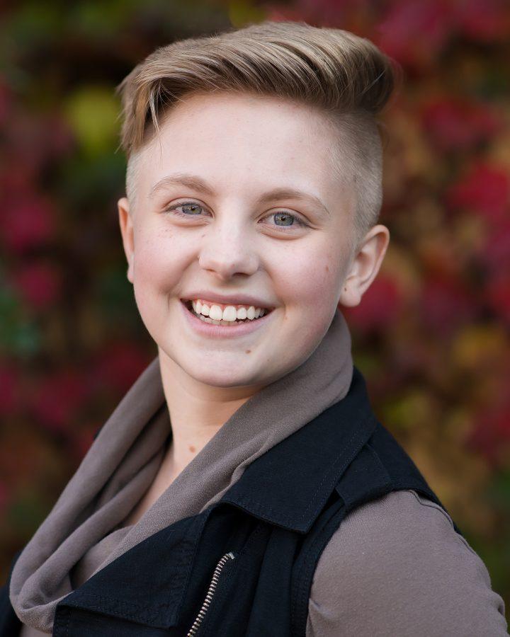 Kirsten Driggers Yearbook Photo