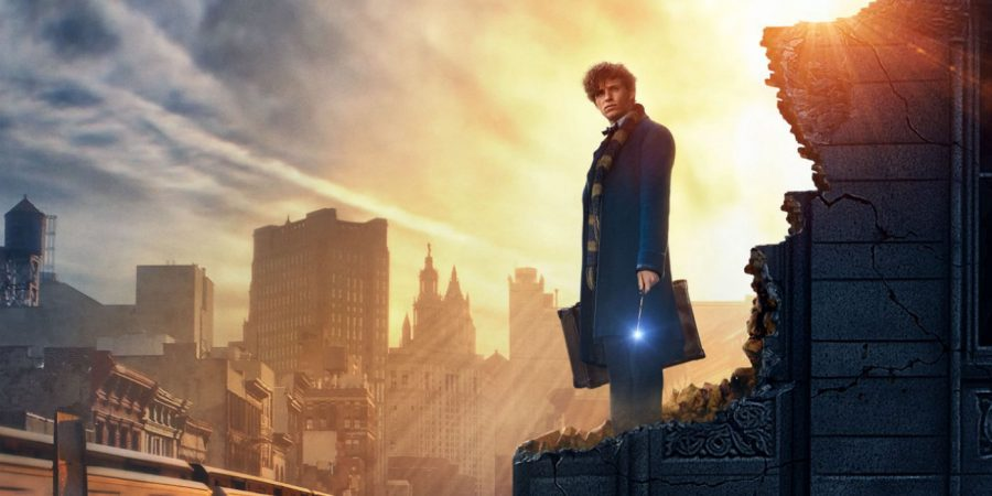 "Following the release of ""Harry Potter and the Cursed Child,"" J.K. Rowling scores big with ""Fantastic Beasts and Where to Find Them"" Which came out Nov. 18."