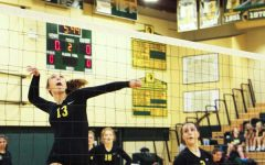 Girls Volleyball wins all games against Tualatin
