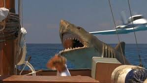 "After the critical acclaim the original ""Jaws""(1975) received, the franchise that followed after quickly fell short, getting fewer compliments and more criticisms as each new film was made and released. The worst of the worst, which came at the end of the franchise, was  ""Jaws: The Revenge""(1987) which received a zero percent, the absolute worst score possible."