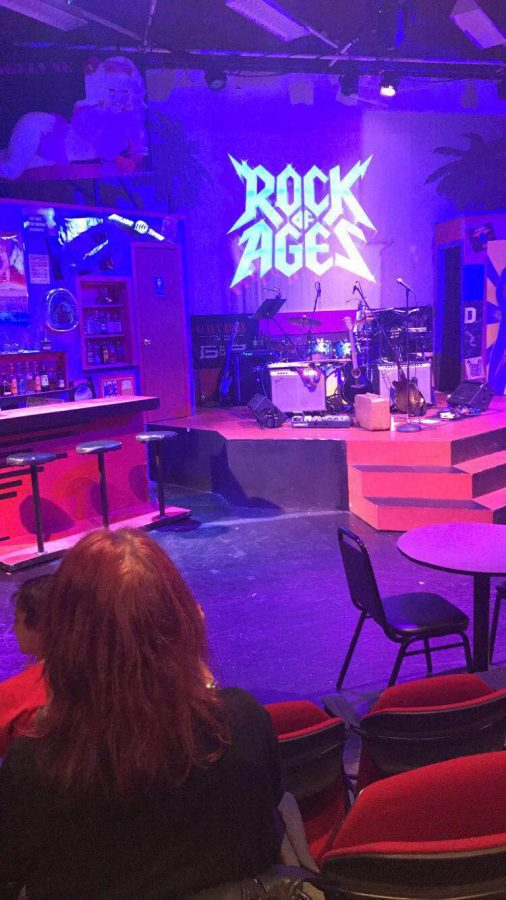 Rock of Ages at Stumptown Portland brings the 80's back in a intimate theater setting.