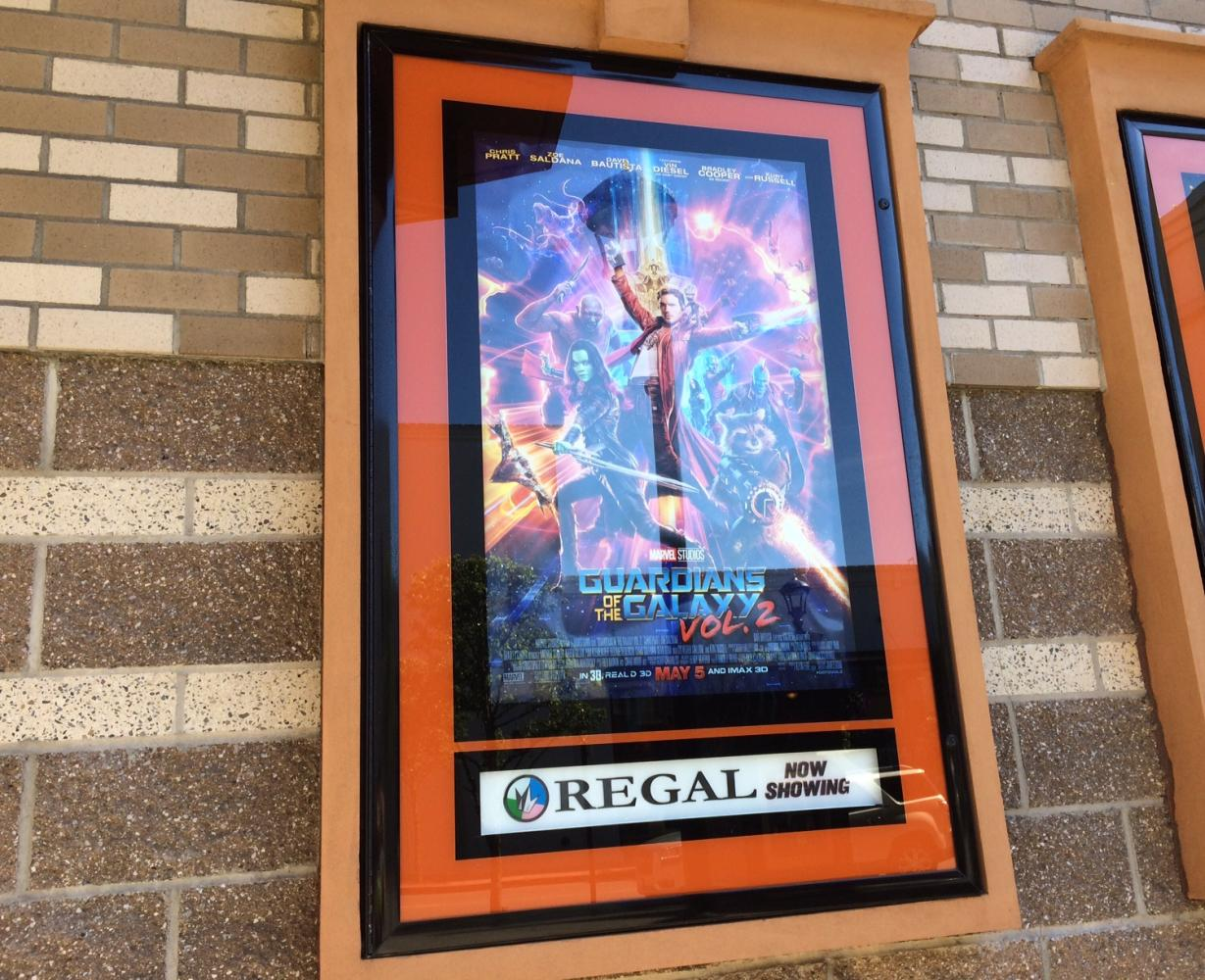 """Pleasantly surprising fans, """"Guardians of the Galaxy Vol. 2"""" has found success as it takes the top spot in box offices."""